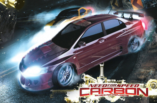 Need For Speed Carbon - Obrázkek zdarma pro Widescreen Desktop PC 1440x900