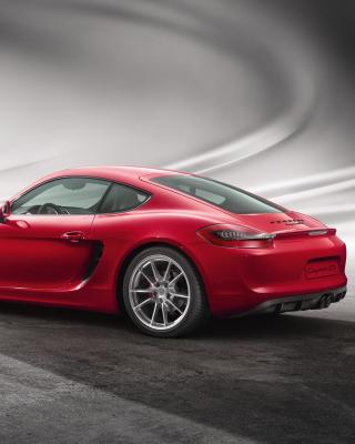 Porsche Cayman GTS - Obrázkek zdarma pro Nokia Lumia 800