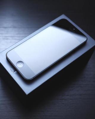 New Iphone 5 - Obrázkek zdarma pro Nokia Asha 300