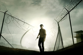 The Walking Dead, Andrew Lincoln Wallpaper for Android, iPhone and iPad