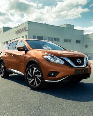 Nissan Murano 2017 - Obrázkek zdarma pro Nokia X3