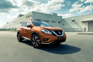 Nissan Murano 2017 Wallpaper for Android, iPhone and iPad