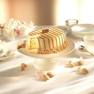 Marzipan cake - Obrázkek zdarma pro iPad mini 2