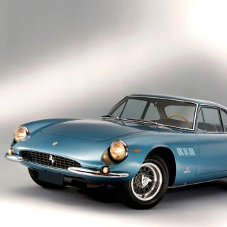 Ferrari 500 Superfast 1964 - Obrázkek zdarma pro iPad mini