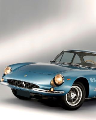 Ferrari 500 Superfast 1964 - Obrázkek zdarma pro 480x640