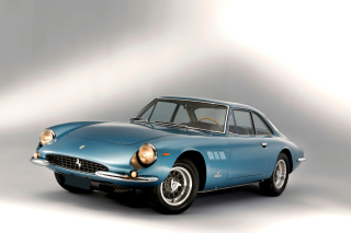 Free Ferrari 500 Superfast 1964 Picture for Android, iPhone and iPad