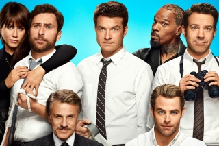 Horrible Bosses 2 2014 Background for Android, iPhone and iPad