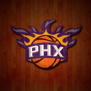 Phoenix Suns - Obrázkek zdarma pro 1024x1024