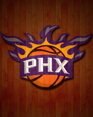 Phoenix Suns - Obrázkek zdarma pro Nokia Asha 502