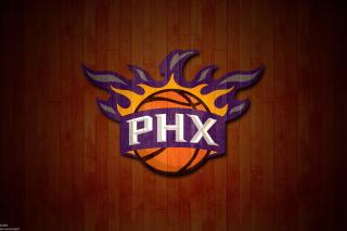 Phoenix Suns - Obrázkek zdarma pro Android 1200x1024