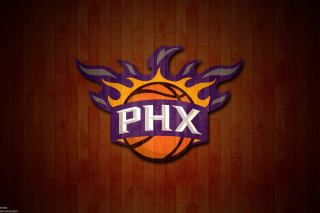 Phoenix Suns - Obrázkek zdarma pro Samsung Galaxy Ace 4