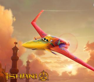 Disney Planes - Ishani - Obrázkek zdarma pro 208x208