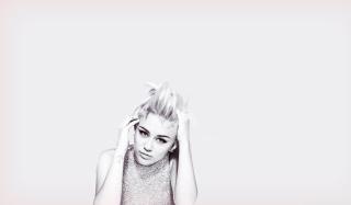 Miley Cyrus - Obrázkek zdarma pro Samsung Galaxy S5