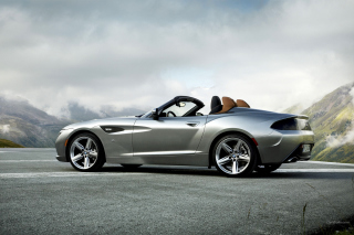 Free BMW Z4 Roadster Picture for Android, iPhone and iPad