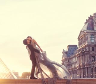 I Love You In Paris - Obrázkek zdarma pro 128x128
