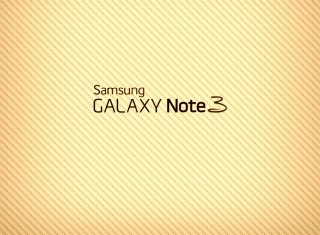 Free Samsung Galaxy Note 3 Gold Picture for Android, iPhone and iPad