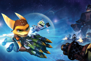Free Ratchet & Clank Full Frontal Assault Picture for Android, iPhone and iPad