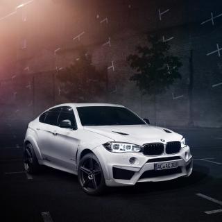 2016 BMW X6M By AC Schnitzer - Obrázkek zdarma pro iPad mini 2