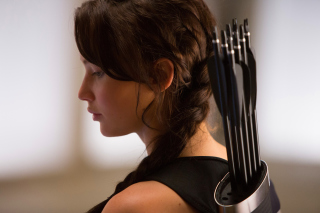 Free Jennifer lawrence in The Hunger Games Catching Fire Picture for Android, iPhone and iPad