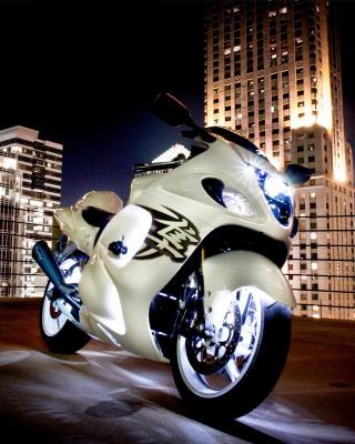 Suzuki Hayabusa - Obrázkek zdarma pro 750x1334