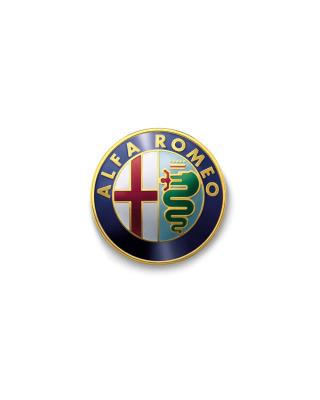 Alfa Romeo Logo - Obrázkek zdarma pro 360x400