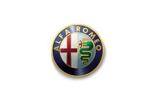 Alfa Romeo Logo - Obrázkek zdarma pro 1366x768