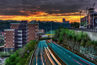 Free Streets in Pittsburgh Pennsylvania Picture for Android, iPhone and iPad