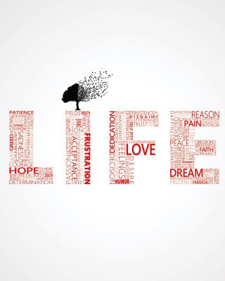 Love Trees - Obrázkek zdarma pro Nokia C2-00