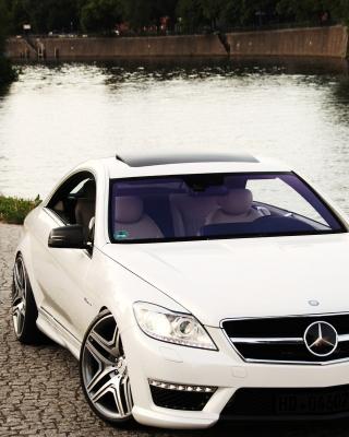 Mercedes Benz CL63 AMG - Obrázkek zdarma pro 750x1334