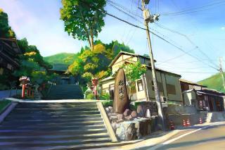 Kyoto, Japan - Obrázkek zdarma pro Sony Xperia E1