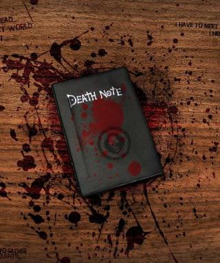 Death Note - Obrázkek zdarma pro Nokia 5233