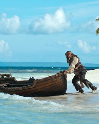 Pirate Of The Caribbean - Obrázkek zdarma pro Nokia Asha 306