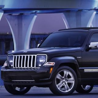 Jeep Liberty Sport - Obrázkek zdarma pro iPad 3