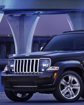 Jeep Liberty Sport - Obrázkek zdarma pro 360x400