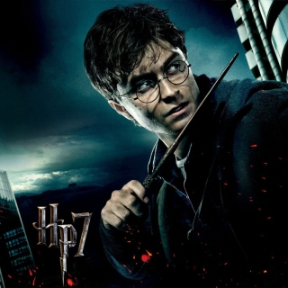 Harry Potter And The Deathly Hallows Part-1 - Obrázkek zdarma pro 2048x2048