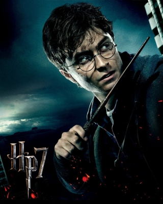 Harry Potter And The Deathly Hallows Part-1 - Obrázkek zdarma pro Nokia C1-00