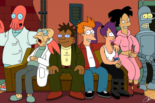 Free Futurama Picture for Android, iPhone and iPad