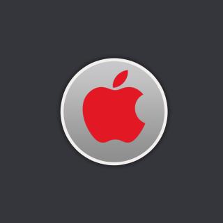 Apple Emblem - Obrázkek zdarma pro 208x208