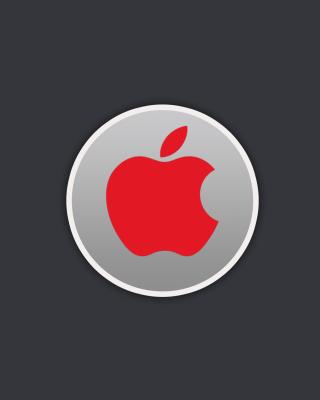 Apple Emblem - Obrázkek zdarma pro Nokia Asha 300