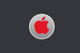 Apple Emblem - Obrázkek zdarma pro 1080x960