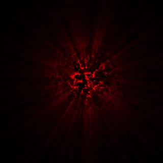 Red Glow - Obrázkek zdarma pro iPad mini