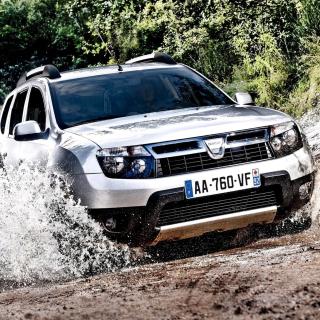 Dacia Duster - Obrázkek zdarma pro 1024x1024