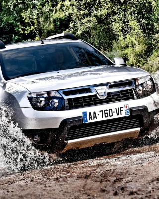 Dacia Duster - Obrázkek zdarma pro iPhone 5C