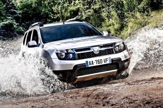 Dacia Duster - Obrázkek zdarma pro 2560x1600