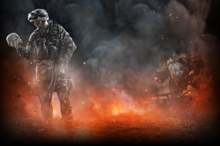 Warface Soldier Picture for Android, iPhone and iPad