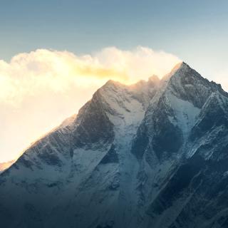 Everest in Nepal - Obrázkek zdarma pro 320x320