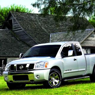 Nissan Titan - Obrázkek zdarma pro 2048x2048