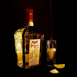 El puente Viejo Tequila with Salt - Obrázkek zdarma pro 320x320