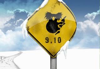 Koala Sign - Obrázkek zdarma pro Samsung Galaxy Note 2 N7100