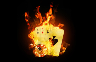 Free Fire Cards In Casino Picture for Android, iPhone and iPad